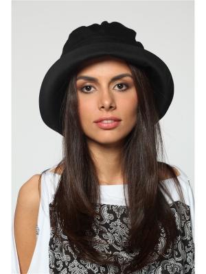 Шляпа Lak Miss. Цвет: черный