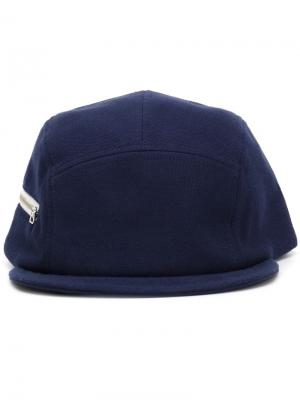 Бейсболка Five Panel Larose Paris. Цвет: синий