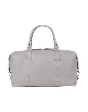 Дорожная сумка DOUCAL'S. Цвет: серый