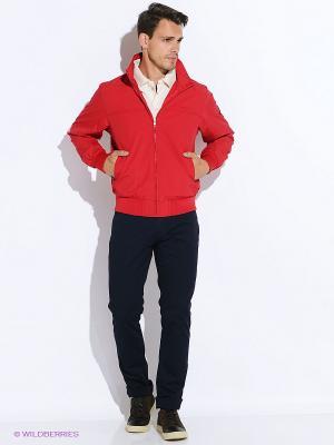 Куртка Catbalou. Цвет: красный