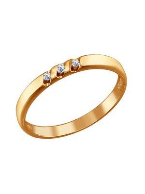 Обручальное кольцо SOKOLOV 1110088