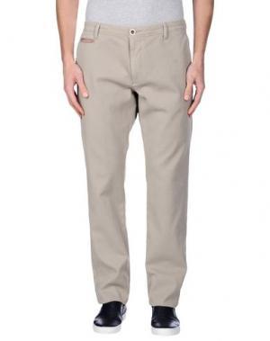 Повседневные брюки ALVIERO MARTINI 1A CLASSE. Цвет: бежевый