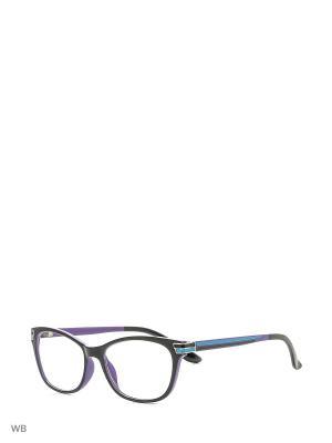 Компьютерные очки Vittorio Richi. Цвет: черный, фиолетовый