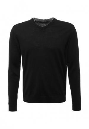 Пуловер Trussardi Jeans. Цвет: черный