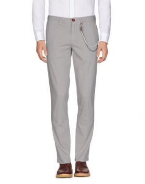 Повседневные брюки WEB. Цвет: бежевый