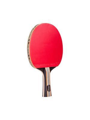 Профессиональная ракетка для настольного тенниса Ping-Pong Primo. Цвет: черный, красный