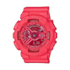 Электронные часы Casio G-shock Gma-s110vc-4a. Цвет: красный,розовый