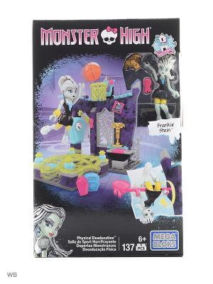 Игровой набор Класс физкультуры Monster High. Цвет: черный, фиолетовый