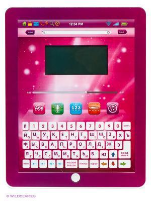 Обучающий планшет VELD-CO. Цвет: розовый