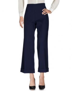 Повседневные брюки COLLECTION PRIVĒE?. Цвет: темно-синий