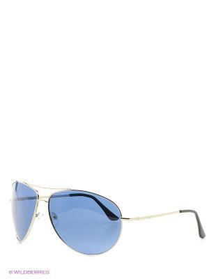 Поляризационные очки Vittorio Richi. Цвет: голубой