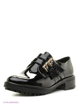 Ботинки Aotoria. Цвет: черный