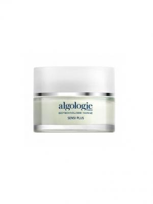 Крем смягчающий для чувствительной кожи Algologie. Цвет: белый