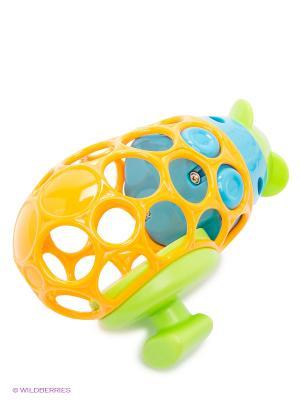 Развивающая игрушка Подводная лодка Oball. Цвет: голубой, оранжевый, салатовый