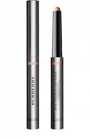 Кремовый карандаш-тени для век, оттенок 106 Pale Copper Burberry. Цвет: бесцветный
