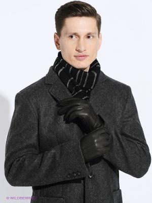 Перчатки мужские Sabellino. Цвет: черный