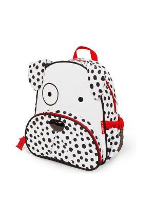 Рюкзак детский Далматинец SkipHop. Цвет: черный, белый