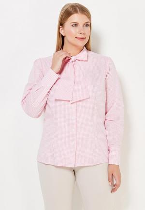 Блуза Moe L&L. Цвет: розовый