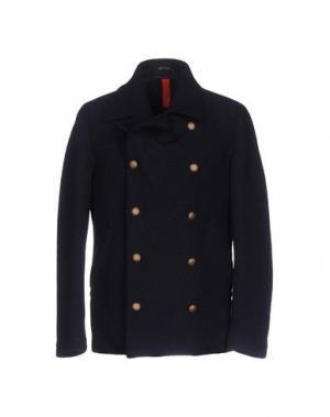 Пальто JEORDIE'S. Цвет: темно-синий