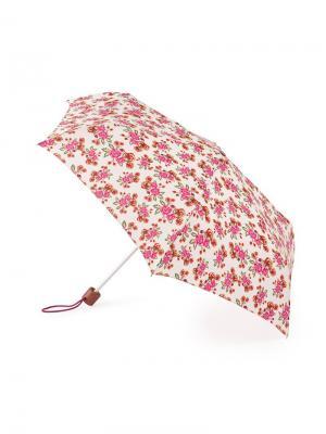 Зонт механика Fulton. Цвет: белый
