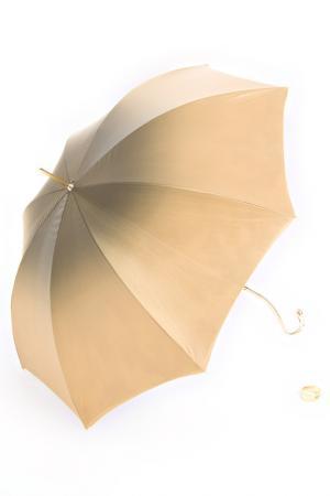 Зонт Pasotti. Цвет: золотой