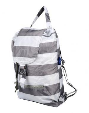 Рюкзаки и сумки на пояс BAGGU. Цвет: серый