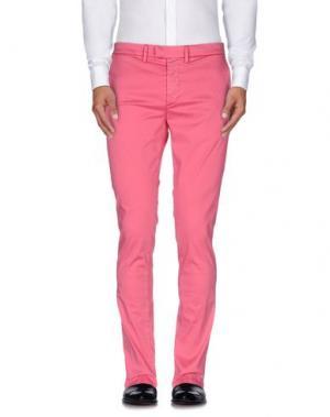 Повседневные брюки HAIKURE. Цвет: светло-фиолетовый
