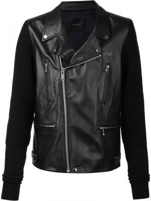 Куртка на молнии Undercover. Цвет: чёрный