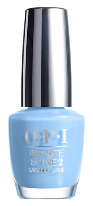 Лак для ногтей OPI ISL18 To Infinity & Blue-yond. Цвет: isl18 to infinity & blue-yond