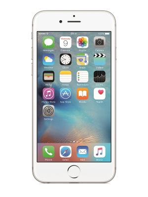 Смартфон APPLE iPhone 6s MKQP2RU/A 64Gb, серебристый. Цвет: серебристый