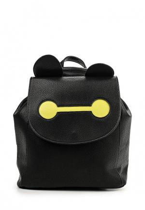 Рюкзак Ors Oro. Цвет: черный