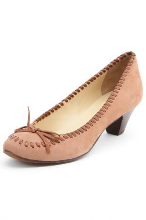 Туфли Ita. Цвет: коричневый