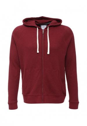Толстовка Burton Menswear London. Цвет: бордовый