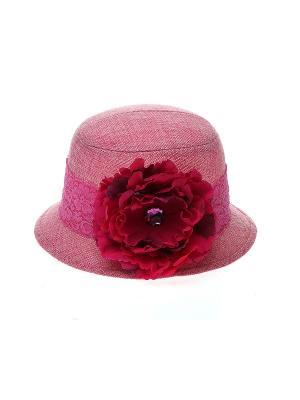 Шляпа Modniki. Цвет: розовый