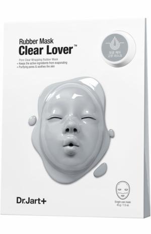 Моделирующая альгинатная маска Clear Lover Dr.Jart+. Цвет: бесцветный