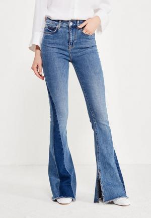 Джинсы Guess Jeans. Цвет: голубой