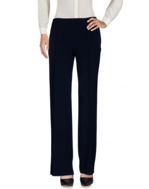 Повседневные брюки KATE. Цвет: темно-синий
