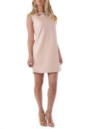 Платье Sexy Woman. Цвет: apricot