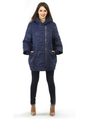 Куртка Lanicka. Цвет: темно-синий