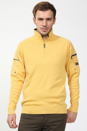 Джемпер Sail Exp. Цвет: желтый