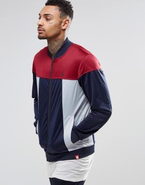 Your Own Спортивная куртка со вставками. Цвет: черный