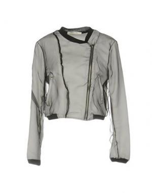 Куртка GIORGIA & JOHNS. Цвет: черный