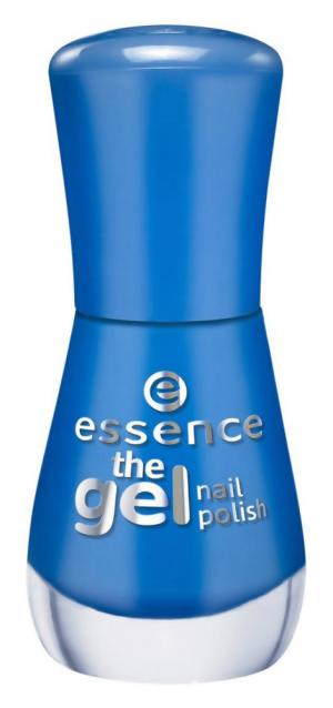 Лак для ногтей essence 79 Blue, So True. Цвет: 79 blue, so true