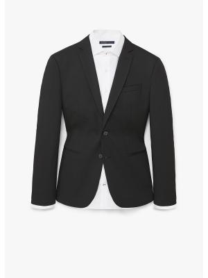 Пиджак - PAULO MANGO MAN. Цвет: черный