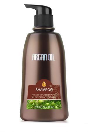 Увлажняющий шампунь 750 мл Morocco Argan Oil. Цвет: none