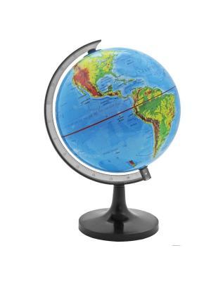 Глобус физический, 14,2см Rotondo. Цвет: голубой
