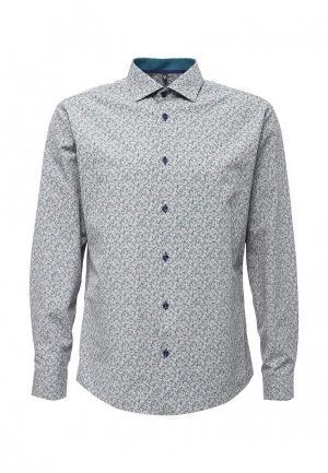 Рубашка Greg. Цвет: серый