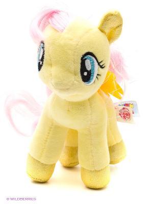Мягкая игрушка Мульти Пульти пони Флаттершай Мульти-пульти. Цвет: желтый