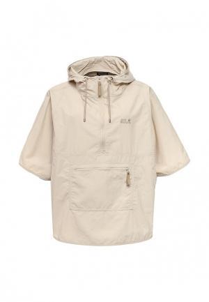 Куртка Jack Wolfskin. Цвет: бежевый