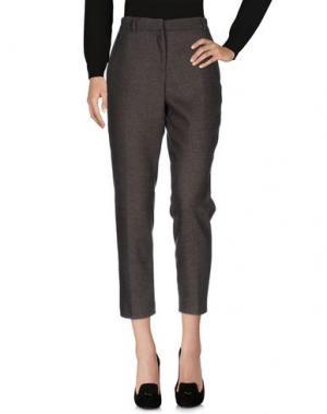 Повседневные брюки TARA JARMON. Цвет: зеленый-милитари